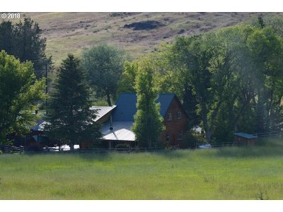 Grant County Single Family Home For Sale: 69463 Hwy 26