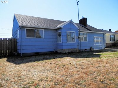Coos Bay Single Family Home For Sale: 965 Michigan