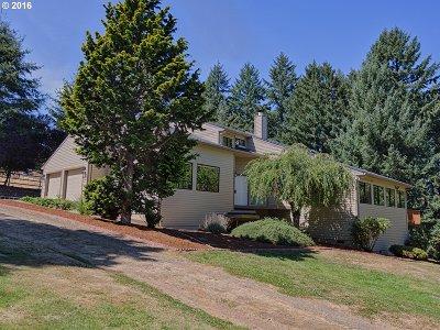 Sherwood Single Family Home For Sale: 20667 SW Ringer St