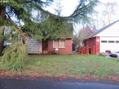 Oregon City, Beavercreek, Molalla, Mulino Single Family Home For Sale: 421 Warner St