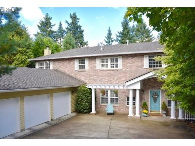 Tualatin Single Family Home For Sale: 19007 SW Chesapeake Dr