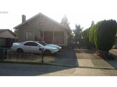 Single Family Home For Sale: 4849 SE 113th Ave