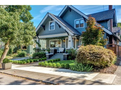 Single Family Home For Sale: 3144 NE 15th Ave