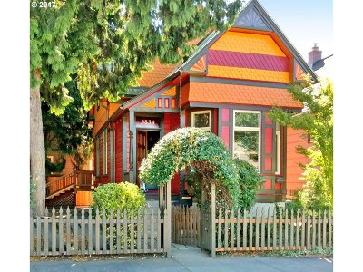 Single Family Home For Sale: 3834 N Michigan Ave