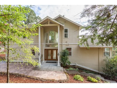 Oregon City Single Family Home For Sale: 16380 S Timber Ridge Dr
