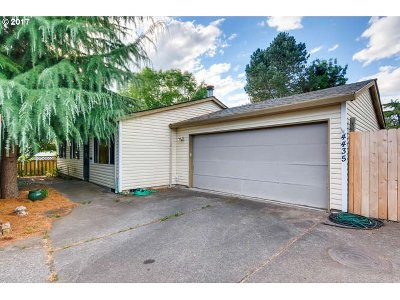 Hillsboro, Cornelius, Forest Grove Single Family Home For Sale: 4435 SE Wynnwood Dr