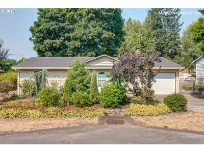 West Linn Single Family Home For Sale: 1830 16th St