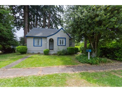 Stayton Single Family Home Sold: 218 W High St