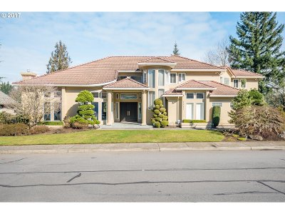 Camas Single Family Home For Sale: 1937 NW Lacamas Dr