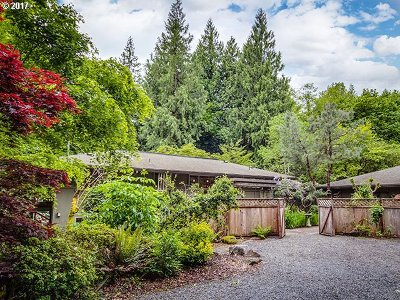 Tualatin Single Family Home For Sale: 5185 SW Prosperity Park Rd