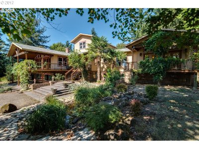 Canby Single Family Home Sold: 25200 S Central Point Rd
