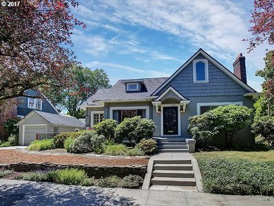 Portland Single Family Home For Sale: 3633 NE 24th Ave