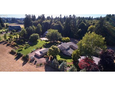 West Linn Single Family Home For Sale: 30703 SW Peach Cove Rd