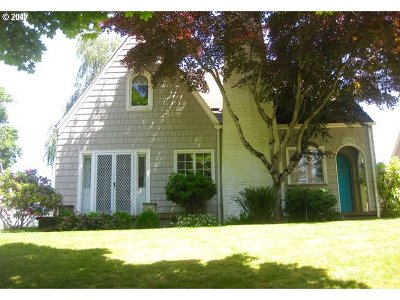 Single Family Home For Sale: 7910 SE 31st Ave