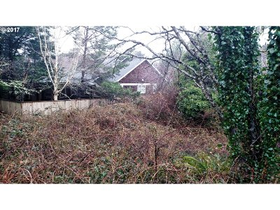 Cannon Beach Residential Lots & Land For Sale: W Taft St #13