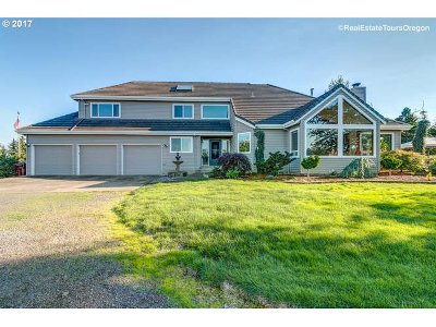 Newberg, Dundee, Mcminnville, Lafayette Single Family Home For Sale: 20295 SW Hillsboro Hwy