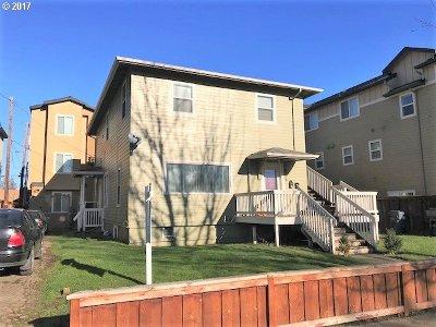 Eugene Multi Family Home For Sale: 85 E 19th Ave