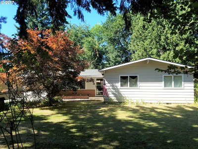 Gresham Single Family Home For Sale: 21545 SE Oak St