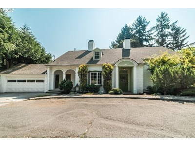 Single Family Home For Sale: 1870 SW Edgewood Rd