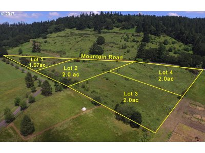 West Linn Residential Lots & Land For Sale: 26880 SW Cade Ln #4