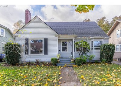 Portland Single Family Home For Sale: 7305 N Seward Ave
