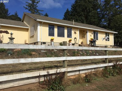 Gaston Single Family Home For Sale: 9404 SW Summit Ave