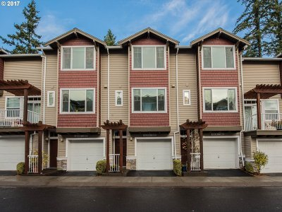 Beaverton OR Condo/Townhouse For Sale: $257,000