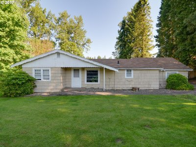 Aurora Single Family Home Sold: 25967 NE Butteville Rd