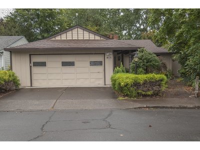 Tigard Single Family Home For Sale: 15860 SW Highland Ct