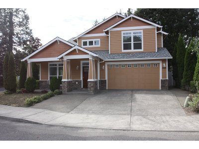 Beaverton Single Family Home For Sale: 1965 SW Beckman Pl