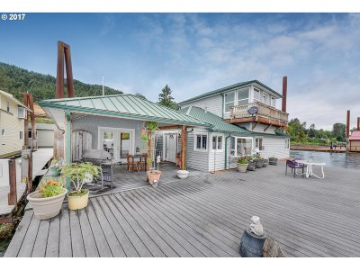 Portland Single Family Home For Sale: 23566 NW St. Helens Rd #N-5