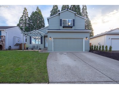 Beaverton Single Family Home For Sale: 21436 SW Gregory Dr