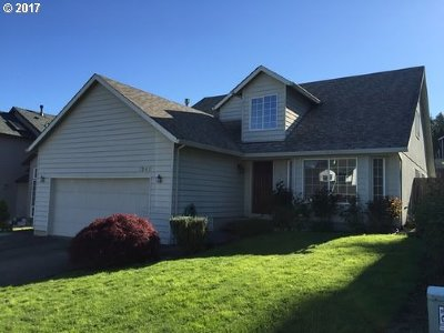 Aloha Single Family Home For Sale: 7240 SW Crisp Dr