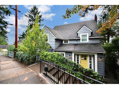 Portland Single Family Home For Sale: 2674 SW Talbot Rd
