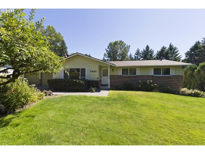 Tigard Single Family Home For Sale: 7430 SW Cherry Dr