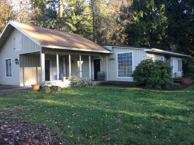 West Linn Single Family Home For Sale: 21920 SW Ribera Ln