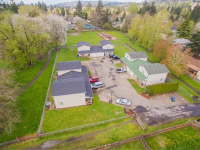 Washougal WA Multi Family Home Sold: $1,110,000