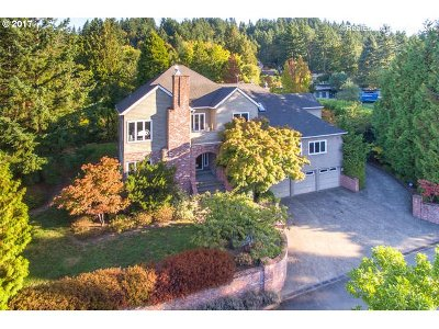 Single Family Home For Sale: 3716 SW Shattuck Rd