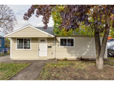 Portland Single Family Home For Sale: 3121 N Halleck St