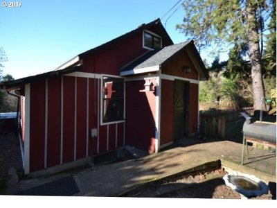Multnomah County, Washington County, Clackamas County Single Family Home For Sale: 10112 NW Thompson Rd