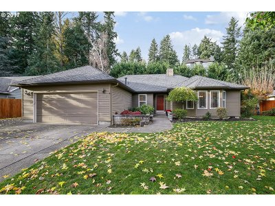 Wilsonville, Canby, Aurora Single Family Home For Sale: 8501 SW Wilson Ln