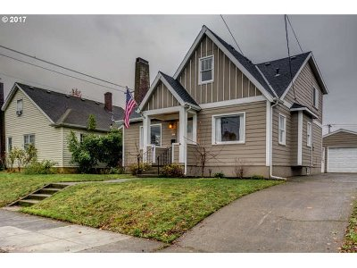 Portland Single Family Home For Sale: 6515 N Campbell Ave