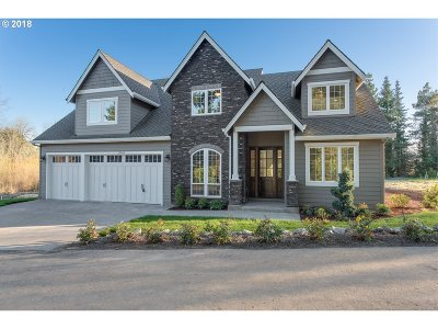 Lake Oswego Single Family Home For Sale: Stafford Rd #LOT 2