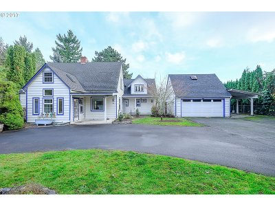 Single Family Home For Sale: 1014 NE 148th Ave