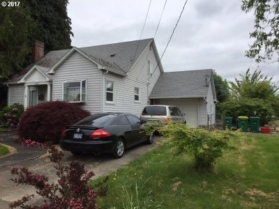 Single Family Home For Sale: 2385 Willamina Ave