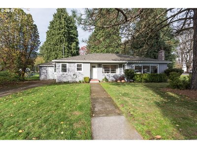 Wilsonville, Canby, Aurora Single Family Home For Sale: 218 N Knights Bridge Rd