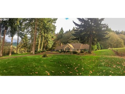 Eugene Single Family Home For Sale: 33970 Van Duyn Rd