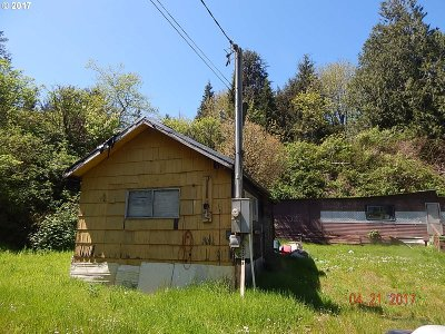 Coos Bay Single Family Home For Sale: 62048 Olive Barber Rd