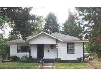 La Grande OR Single Family Home Sold: $163,500