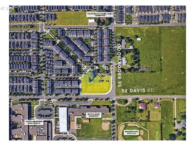 Hillsboro Residential Lots & Land For Sale: SE Brookwood And Davis